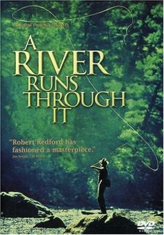 A River Runs Through It: Craig Sheffer, Brad Pitt, Tom Skerritt, Brenda Blethyn Film Gif, Film Serie, Brad Pitt, Cinema Paradisio, Craig Sheffer, It Netflix, Tom Skerritt, Bon Film, I Love Cinema
