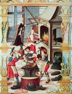 Armourers and their workshops: The tools and techniques of late medieval armour production