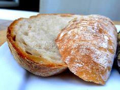 Chleba s pâte fermentée