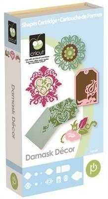 Cricut Damask Décor Cartridge