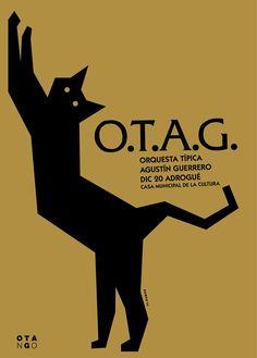 Max Rompo, OTAG XXI - Concert poster