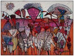 The Art of Fibrite, Elketrittel, mixed media artist.  IMG_4542g