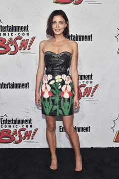 Phoebe Tonkin attends EW Party