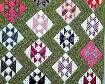 FOX AND GEESE QUILT..........PC