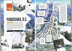 "SBC Resort Guide feature ""Local's Lap"" on Panorama, BC with Ty Weed and Andrew Jackson Andrew Jackson, Mountain Village, Holiday Places, Less Is More, Low Key, Weed, Events, Products, Happenings"