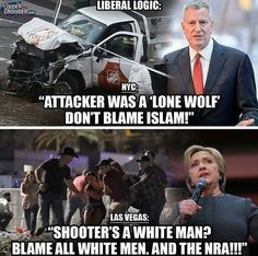 Liberal logic at its best Liberal Hypocrisy, Liberal Logic, Stupid Liberals, Political Satire, Thats The Way, Signs, It Hurts, Humor, Funny Memes