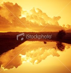 Reflections: http://www.istockphoto.com/stock-photo-15739470-dusk-in-river-reflection-on-the-water.php?st=a212360