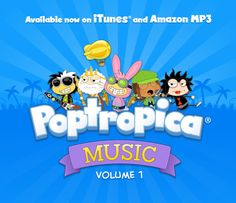 Poptropica Music