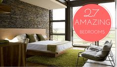 27 Amazing Bedroom Designs You Need To See - Elite Rest Budget Bedroom, Diy Bedroom, Bedroom Ideas, Diy Projects For Your Bedroom, Bedroom Organization, Outdoor Furniture Sets, Outdoor Decor, Awesome Bedrooms, Bedroom Designs