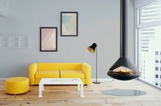 Gallery | Custom Fireplace Design Indoor Gas Fireplace, Suspended Fireplace, Hanging Fireplace, Custom Fireplace, Fireplace Design, Fireplaces, Floor Chair, Base, Gallery