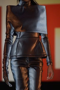 Jean Paul Gaultier Fall 2013 - Details