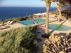 Dream resort Pantelleria Sicily
