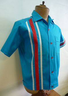 Women Custom Sublimated Bowling Shirt Notched Collar Cotton