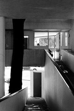 """Curuchet House"" in La Plata, Buenos Aires, Argentina by Le Corbusier"