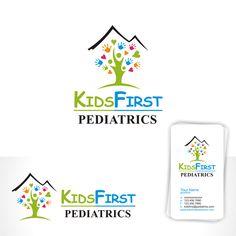 logo for KidsFirst Pediatrics by tasa