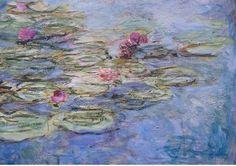 Waterlilies. Monet