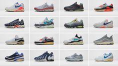 Nike Air Max Archive | Highsnobiety