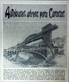 Autobuses aéreos para Caracas