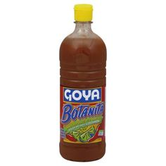 Goya Goya Botanita Snack Hot Sauce, 33.8 oz Trans Fat, Lime Juice, Yummy Snacks, Ketchup, Hot Sauce Bottles, Walmart, Tasty, Food, Kitchens