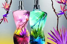 "Jean Paul Gaultier Classique & Le Male ""The Urban Jungle"" Limited Summer Fragrances"
