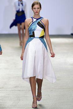Antonio Berardi Spring 2013 Ready-to-Wear Collection Photos - Vogue