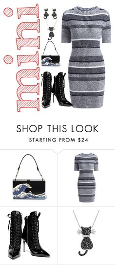 """""""y"""" by mamatee1917 ❤ liked on Polyvore featuring Giuseppe Zanotti and Amanda Rose Collection"""