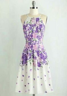 Life is but a daydream dress @ Modcloth