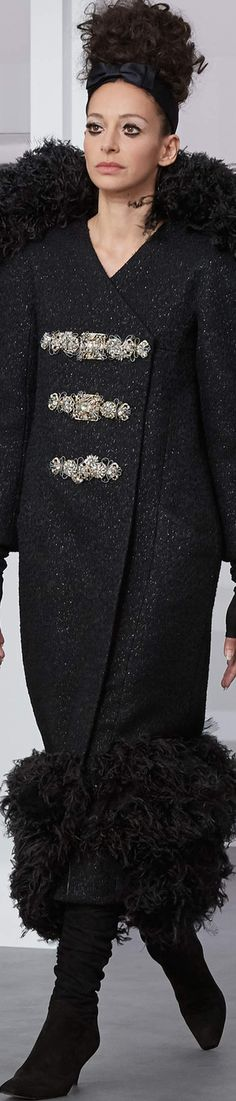 Chanel Fall Couture 2016