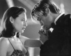 Meet Joe Black  Kissing a girl's hand is the epitome of romantic:)