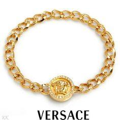 Versace Jewelry for Men | Versace Sace Versace
