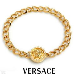 Versace Jewelry for Men | Versace Sace Versace