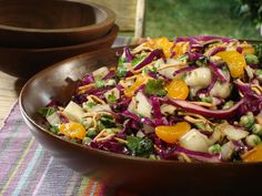 Get this all-star, easy-to-follow Grilled Bok Choy Salad recipe from Grill It! with Bobby Flay.