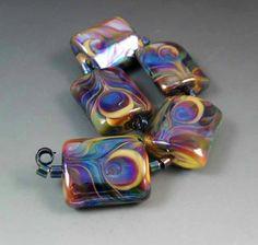 Dragonfly glass a la Kim Neely