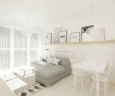 스칸디나비아 거실 by 4ma projekt