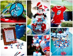 Wonderful Thing 1 And Thing 2 Baby Shower | Baby Shower | Pinterest | 2!, Babies And Thing  1