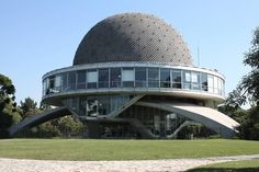 The Galileo Galilei planetarium, commonly known as Planetario, is located in Parque Tres de Febrero in the Palermo district of Buenos Aires, Argentina.