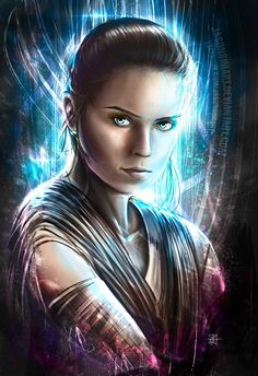 Hi guys! I've been working on this one for some time and just completed it! I like Rey, she's strong with the force, she's beautiful and will probably be one amazing Jedi knightI Hope y...
