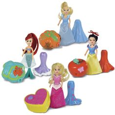 disney-princess-mini-dolls.jpg (465×465)