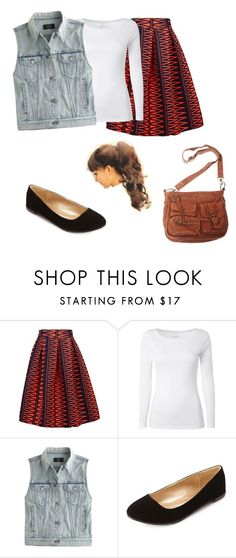 """""""cute outfit"""" by katyrb ❤ liked on Polyvore featuring White Stuff, J.Crew, Charlotte Russe and Wet Seal"""