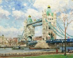 Thomas Kinkade Tower Bridge, London print for sale. Shop for Thomas Kinkade Tower Bridge, London painting and frame at discount price, ships in 24 hours. Thomas Kinkade Art, Tours Of England, London England, Kinkade Paintings, Thomas Kincaid, London Painting, Art Thomas, Tower Bridge London, London Art