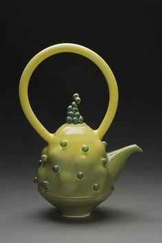 Gail Pendergrass Teapot