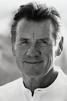 Michael Palin - comedian, actor, writer and television presenter