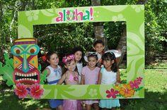 photo booth hawaiano - Buscar con Google