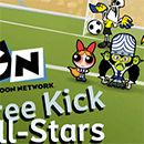 Chicas Superpoderosas Free Kick All Stars