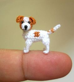 Cute Miniature Crochet Animals