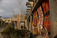 Downtown Taos, New Mexico