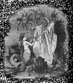 From Wikiwand: Strega del mare (La sirenetta)