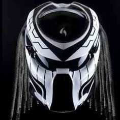 THE GREAT PREDATOR HELMET STYLE DOT APPROVED