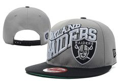 NFL Oakland Raiders Snapback Hats 215 only US$8.90