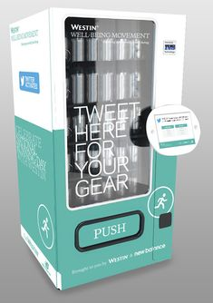 Westin ( Twitter Machine) & New Balance : l'engagement se monnaie dans l'instant. Les données comme monnaie d'échange via mycommunitymanager.fr